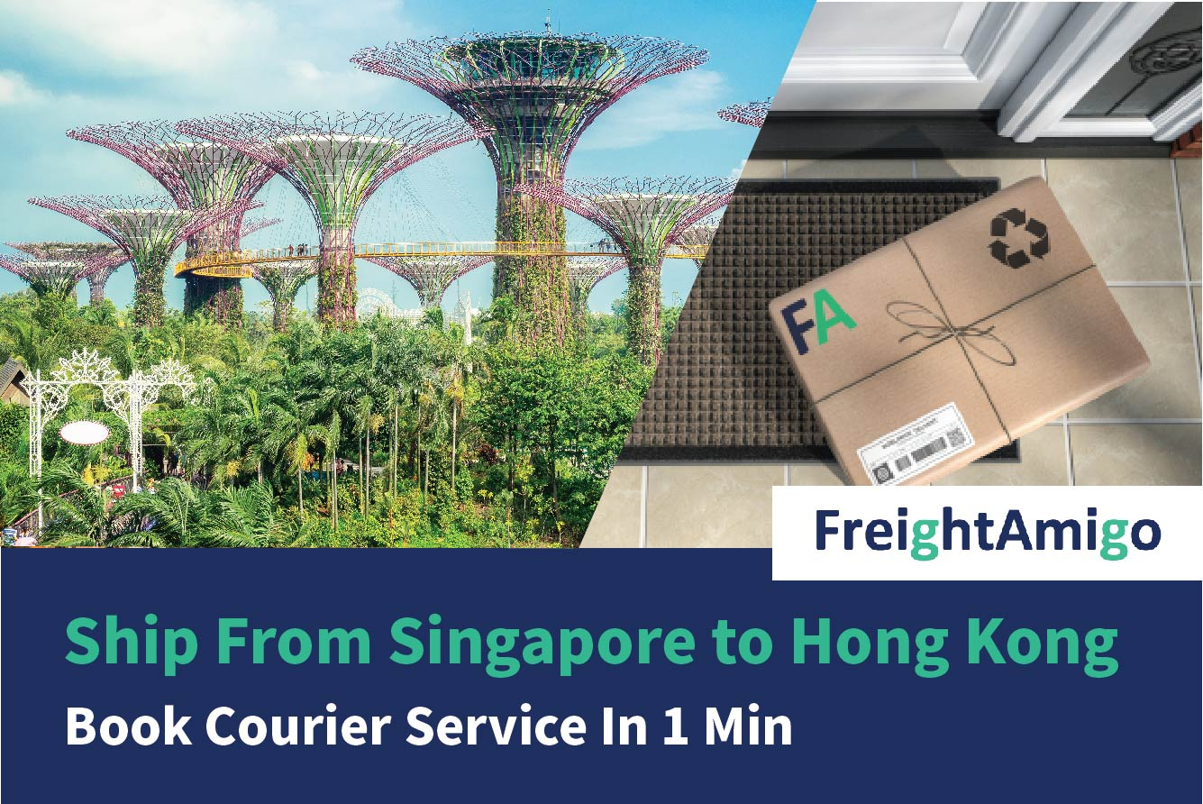 Send From Singapore To Hong Kong Book Courier Service Now International Freight Comparison Freightamigo